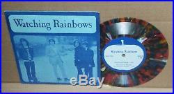 The Beatles Watching Rainbows 7 45 EP LP Colored Vinyl