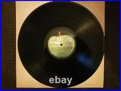 The Beatles White Album, 1968, Double Vinyl LPs, With Photos and Lyrics/Art