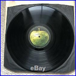 The Beatles'White Album' 1968 original Stereo double vinyl LP Toploader
