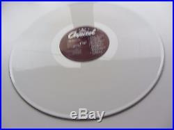 The Beatles White Album 1978 U. S. A. White Vinyl Press & Inserts