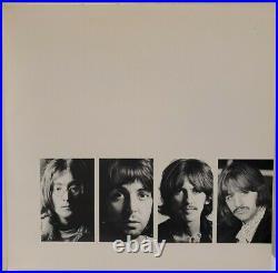 The Beatles White Album (2 LP Vinyl, Mobile Fidelity Sound Lab) RARE