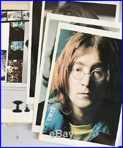 The Beatles White Album 2-lp Apple Uk White Vinyl 1978 Export In Shrink Nr Mint