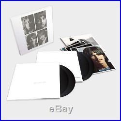 The Beatles White Album 2018 (NEW 4 x 12 VINYL LP BOXSET) Deluxe Edition