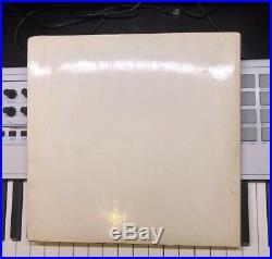 The Beatles White Album LP Vinyl Aus Low Number 1968 Northern Songs