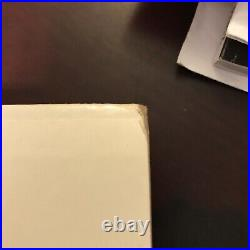 The Beatles White Album Low Number 0045710 Photos, Poster & Rare Yellow Divider