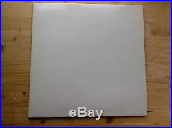 The Beatles White Album Near Mint 2 x Vinyl LP Record Posters & Photos PCS7067