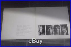 The Beatles White Album Number 803099 German Swedish 1st Press Vinyl Album Lp