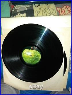 The Beatles White Album. Original 1968 U. S. Press = Near Mint. Priced To Sell