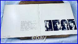 The Beatles White Album Original Master Recording MFSL 2-072 Vinyl Japan 2 LP