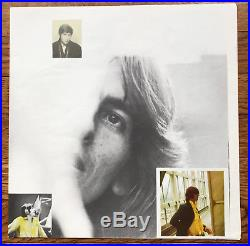 The Beatles White Album UK 1978 White Vinyl LP Audiophile + All Inserts