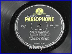 The Beatles White Album UK 1st Press Export British Invasion (2) LP Set. RARE