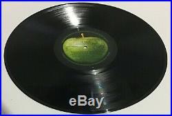 The Beatles White Album UK 1st Press Vinyl/Cover Ex+ Poster/Photos/inners Nr Mnt