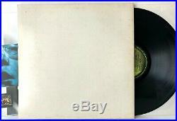 The Beatles White Album UK Pressing Apple PCS 7068 LP Vinyl Record Album