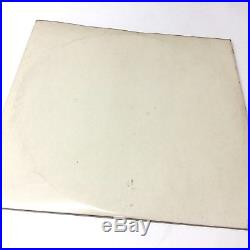 The Beatles'White Album' Vinyl G+/VG+ 2nd Press w 1st Press Low Numbered Sleeve