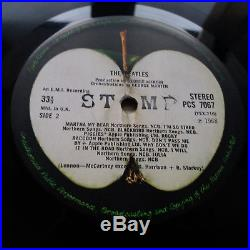 The Beatles White Album Vinyl LP Stereo Number 115144 Original 1968 Press