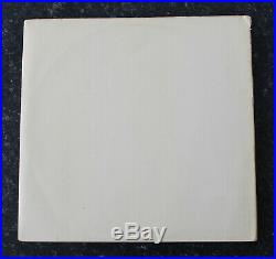 The Beatles White Album Vinyl Lp Uk First Press Mono Top Loader 0006683