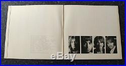 The Beatles White Album Vinyl Lp Uk First Press Mono Top Loader 0098490 Ex+