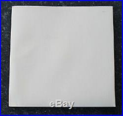 The Beatles White Album Vinyl Lp Uk First Press Stereo Top Loader Nm 0573219