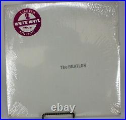 The Beatles White Album Vinyl Record Album White Vinyl Sealed