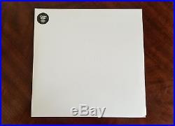 The Beatles -White Album on RARE WHITE VINYL! Audiophile DMM 1985 German reissue
