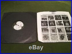 The Beatles White Album vinyl 1968 original Stereo UK