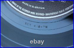 The Beatles With The Beatles Lp Original Uk Press Mono Vinyl Lp Pmc 1206 Ex+/ex+