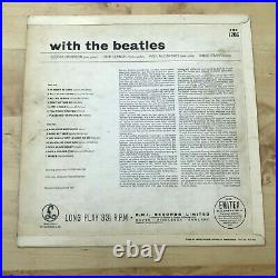 The Beatles With The Beatles PMC 1206 Mono Early Press (Vinyl LP) EX/EX