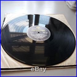 The Beatles With the Beatles Vinyl LP UK 1st Mono 1N/1N Jobete Gotta EX/VG+