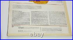 The Beatles Yellow Submarine 1ST UK Press Mono Red Lines Vinyl/Cvr EX+