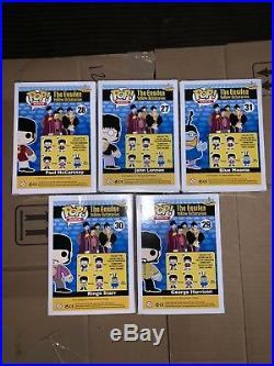 The Beatles Yellow Submarine Funko Pop