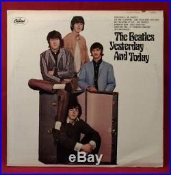 The Beatles Yesterday And Today Capitol T 2553 Original US Mono 1966 NM VINYL