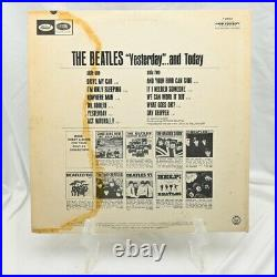 The Beatles Yesterday And Today Capitol T2553 MONO UNPEELED BUTCHER 2ND STATE