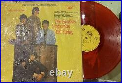 The Beatles Yesterday And Today Lp CSJ-436 Japanese Pressing Red Vinyl