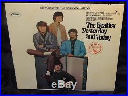 The Beatles Yesterday And Today Sealed USA 1969 RIAA 12 VINYL LP With NO BARCODE