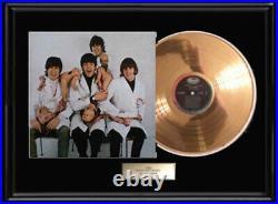 The Beatles Yesterday & Today Album Butcher Cover Rare Gold Vinyl Record Lp