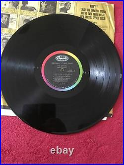 The Beatles Yesterday and Today Butcher2nd State 1966 Mono Vinyl Album T 2553