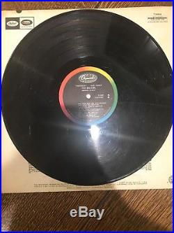 The Beatles Yesterday and Today Original 2nd State Butcher Cover Unpeeled Vinyl