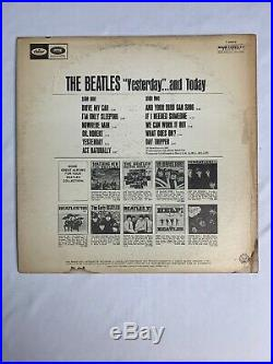 The Beatles Yesterday and Today Second State Possible Butcher Cover Vinyl