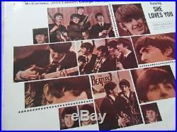 The Beatles-big Beat Of The Beatles-south African Pressing-vg+ Ex Vinyl Lp 1964
