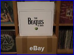 The Beatles in MONO 14 vinyl LP Box Set -Sealed In Original Shipping Box NEW