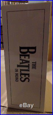 The Beatles in MONO Box Set 180 Gram LP Vinyl 180g OOP