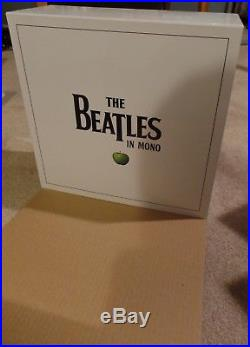 The Beatles in MONO Box Set 180 Gram LP Vinyl 180g OOP! New