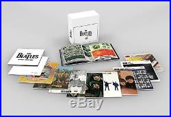 The Beatles in Mono 14 Vinyl 180 Gram New Box Set Book LP 2014 Tear in Slipcover