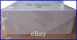 The Beatles in Mono 14 Vinyl 180 Gram New Box Set Book LP 2014 Torn Shrink-wrap