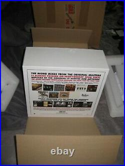 The Beatles in Mono 180 Gram 14 LP Like New Box Set 2014 -Ships Within Hours