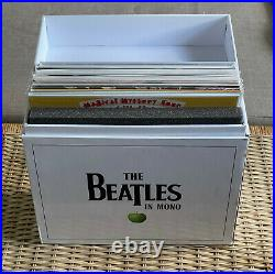 The Beatles in Mono 2014 14xLP Vinyl Box Set Mint Vinyl / Factory Sealed Book