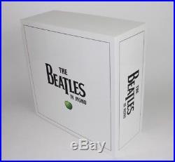 The Beatles in Mono Box Set Pressed 180g LTD Vinyl Masters LP's 2014 Germany