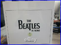The Beatles in Mono Limited Edition Box Set Vinyl LP New and Sealed