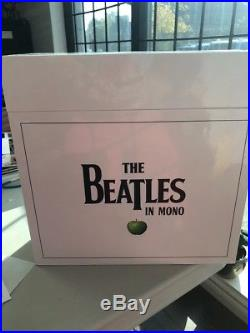 The Beatles in Mono Limited Edition Box Set Vinyl LP Very Good Condition