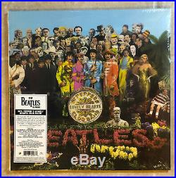 The Beatles in Mono Sgt. Pepper's Lonely Hearts Club Band Vinyl New Sealed